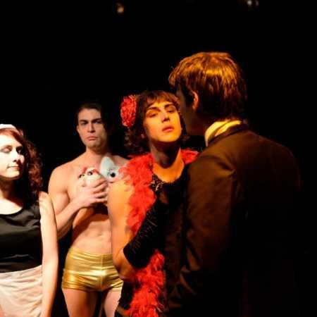 Divadlo Traverza: Chuť jeho rtěnky