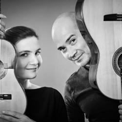 Marta Töpferová & Ernesto Chuecos (křest alba)