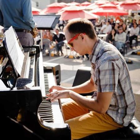 21. Mezinárodní festival jazzového piana – 4. koncert