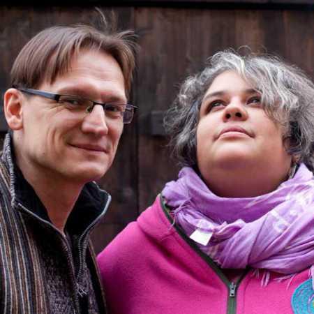 Ridina Ahmedová & Petr Tichý (křest alba)