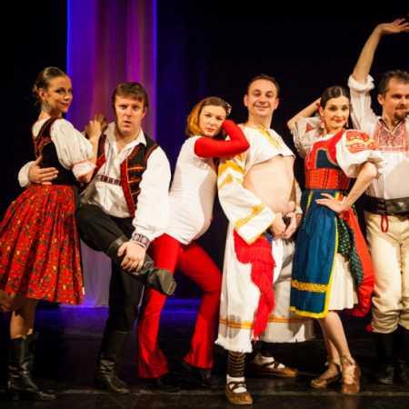 Šarvanci: 15. výročí folklorního souboru