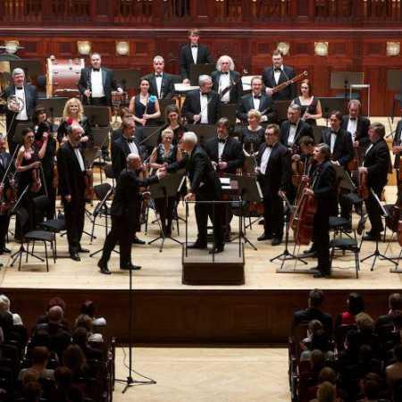 II. koncert Českého národního symfonického orchestru