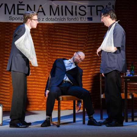 Výměna ministrů