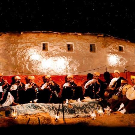 Bachir Attar  Master Musicians of Jajouka