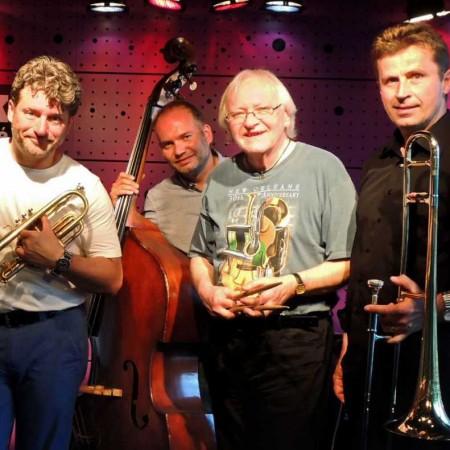 J. J. Jazzmen & Mike Fulton