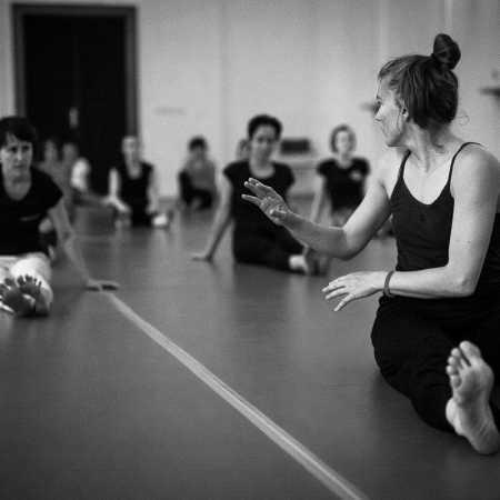 Taneční workshop: Současný tanec