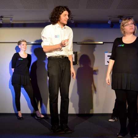 Zápas v divadelní improvizaci