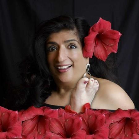 Sajeela Kershi: Paradise Beneath Her Feet!