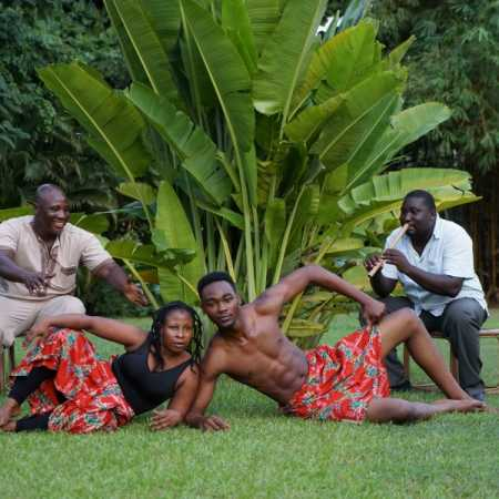 Ghana zrána