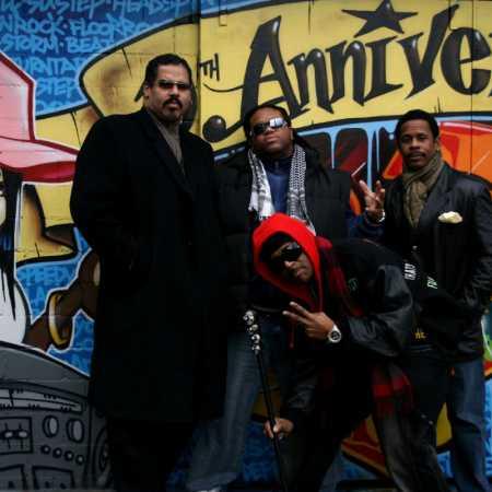 The Sugarhill Gang + DJ Vatra