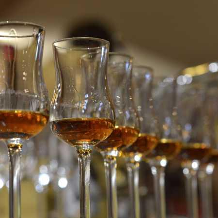 Řízeně neřízená degustace rumu