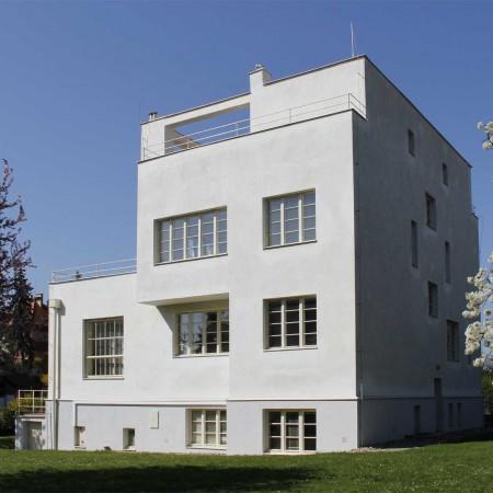 Komentované prohlídky Winternitzovy vily