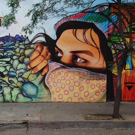 Vandalem na jeden den – Graffiti ve skladu městského mobiliáře