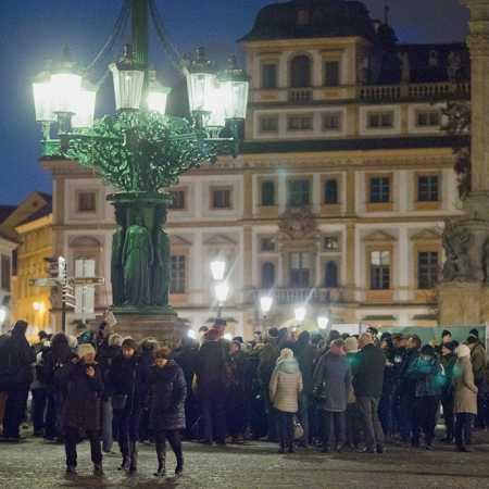 reSITE Invisible Prague – Praha pod plynovými lampami