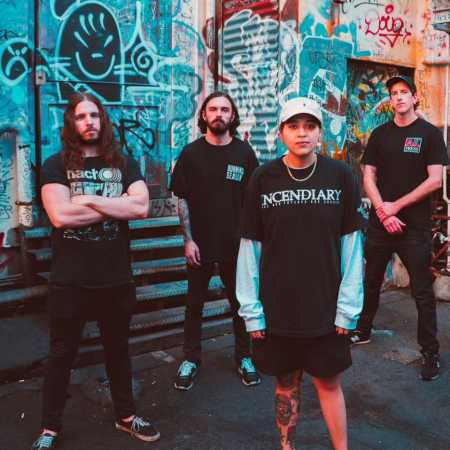 Make Them Suffer + special guests: Novelists + Cursed Earth