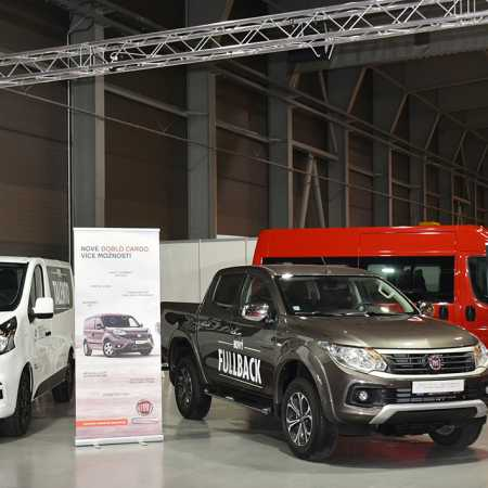 Veletrhy Racing Expo + Transport Expo 2017