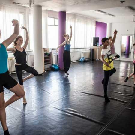 MSI: Závěsná akrobacie s tanečními prvky