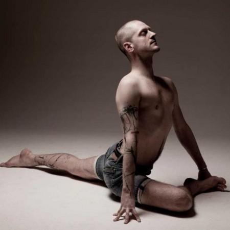 Letní jóga s Josefem Rabarou