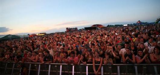 Letní festivaly ohlašují své první vlaštovky