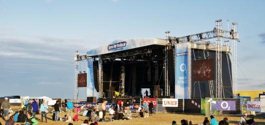 FOTOREPORTÁŽ z Open air festivalu