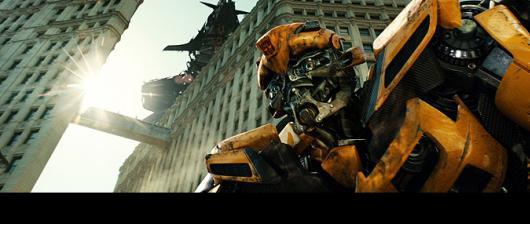 Transformers 3:  Bayova válka světů