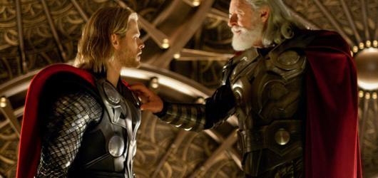 Thor  - pohádka o kladivu