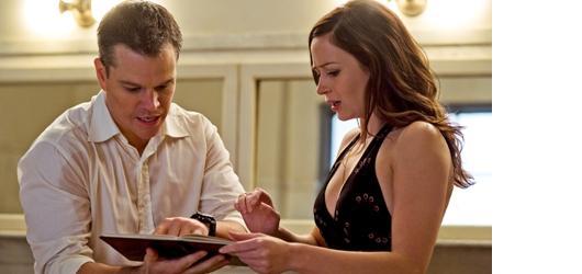 Správci osudu zkouší trpělivost Matta Damona a diváků