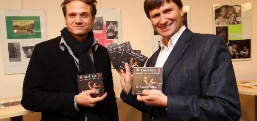 Divadlo Na Jezerce pokřtilo CD s písněmi z muzikálu Já, Francois Villon