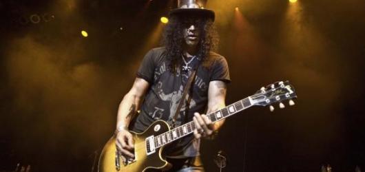 Slash představí své album Apocalyptic Love i v Praze