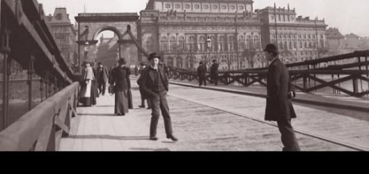 Fotografování pražské architektury 1848 - 1921