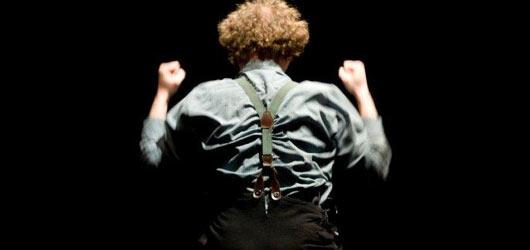 Tentokrát těžce filosofické představení Divadla Vizita: Vzhůru do Kantýny s Immanuelem!