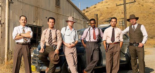 Malý velký klenot Gangster Squad (o Lovcích Mafie trochu jinak)