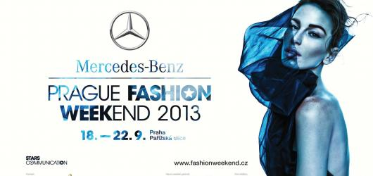 Dnes odstartoval tradiční Prague fashion weekend