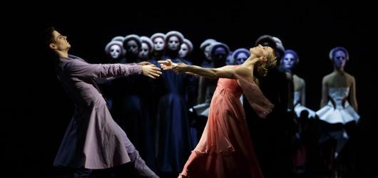 V novém baletu Romeo a Julie září hlavně otec Lorenzo a královna Mab