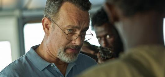 Tom Hanks jako Kapitán Phillips exceluje!