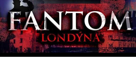 Fantom Londýna – to je umělecká přesnost, poutavé melodie a originalita!