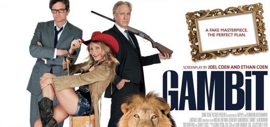 """Gambit - """"riskantní postup"""" bratří Coenů"""
