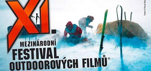 Porce dobrodružství na Mezinárodním festivalu outdoorových filmů XI.
