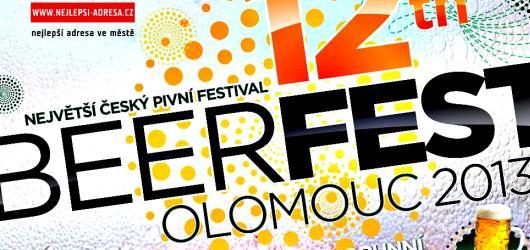 Beerfest Olomouc nabídne kromě piva také skvělý hudební zážitek