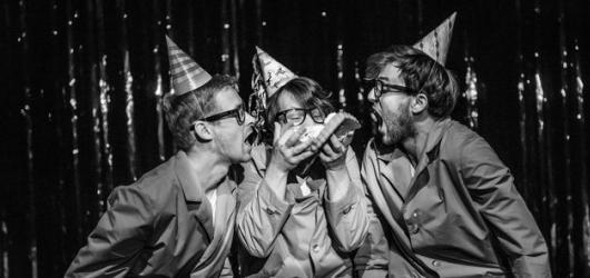 Kabaret Kafka: Show pro pět herců, kteří rozumí svému řemeslu