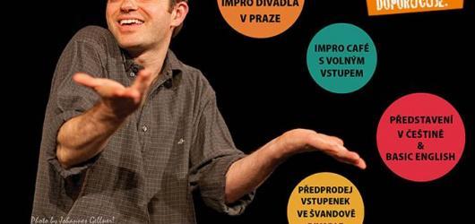 IMPRO PRAGUE 2013 - Zajdi na první ročník mezinárodní festivalu improvizačního divadla!