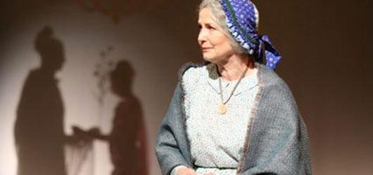 Babička Boženy Němcové na Fidlovačce