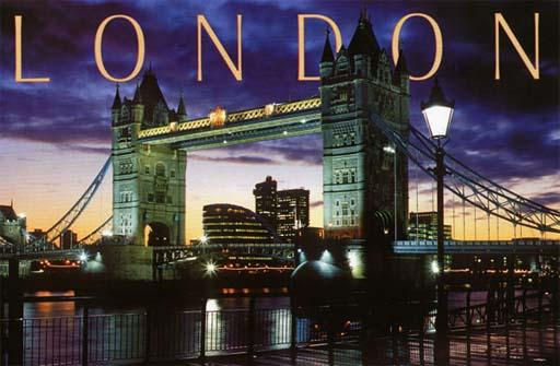 Výlety prázdninové tipy: londýn