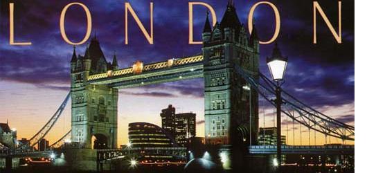 Prázdninové tipy: Londýn
