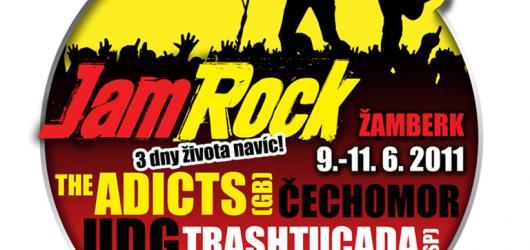 JamRock Tour 2011 to jsou UDG a Mothers Angels!