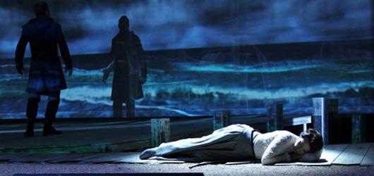 V Národním divadle padl Arkun: Romantik Fibich v hávu 21. století