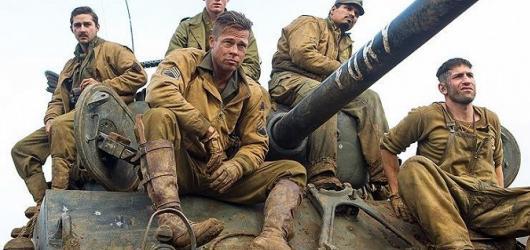 Fury: působivé válečné drama v srdci nacistického Německa