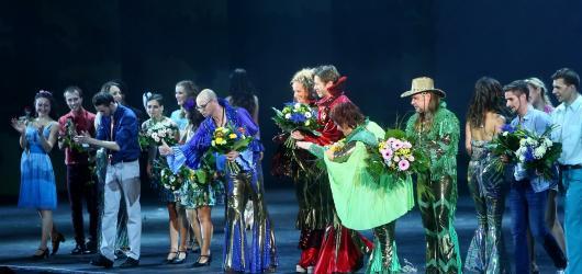 Mamma Mia! Světový hit mezi muzikály je silný i v české verzi