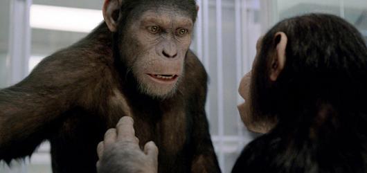 Nové Zrození Planety opic