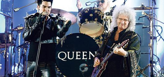 Legendární skupina Queen navštíví Českou republiku. Do čela se postaví Adam Lambert